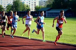 1500m Råslättspelen 2013