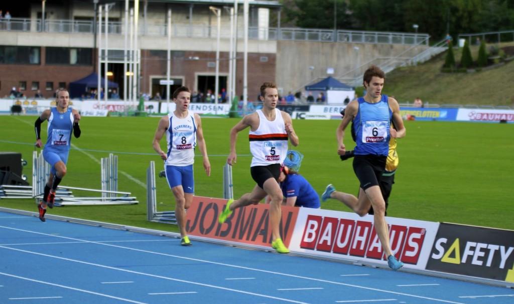 Sollentuna GP 800m 2014